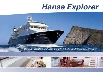 Hanse Explorer - Harren & Partner