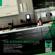 THE KITCHEN BROCHURE - Howarth Timber
