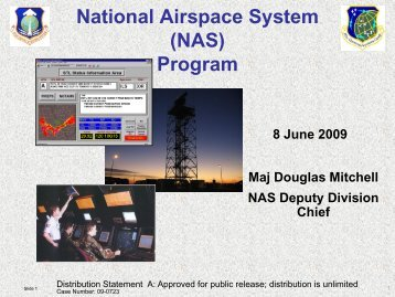 National airspace system nas dote national airspace system nas program publicscrutiny Choice Image