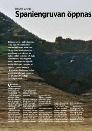 bolidens spanien gruva öppnar igen efter en gigantisk ... - Novator