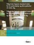 Tilbyd den højeste standard inden for for patientpleje og dine ... - Page 2