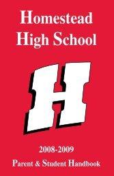 Homestead High School - Mequon-Thiensville School District