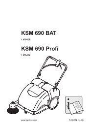 KSM 690 BAT KSM 690 Profi
