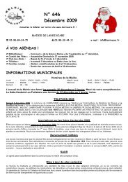 KELEIER 646 - Commune de Lanrivoaré