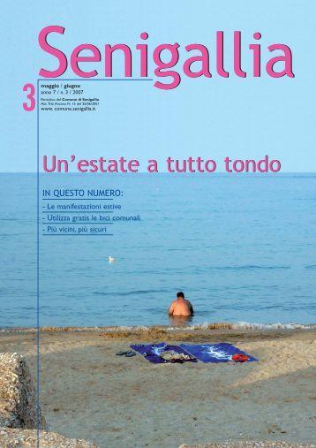 mag/giu 2007 - Comune di Senigallia