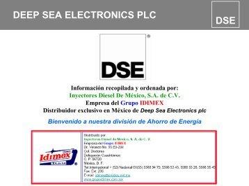 Deep Sea Electronics plc - grupoidimex.com.mx