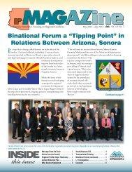 MAGAZine May 2013 - Maricopa Association of Governments