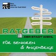 Ratgeber für Senioren und Angehörige - Stadt Wiehl