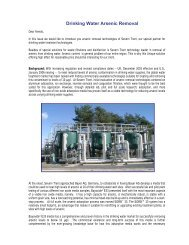 Drinking Water Arsenic Removal.pdf - ECM ECO Monitoring