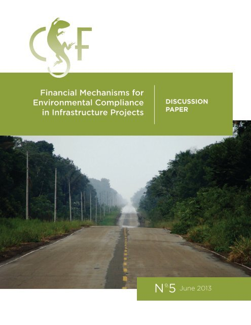 Financial Mechanisms for Environmental Compliance in Infrastructure