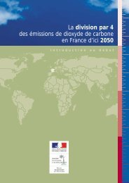 La division par 4 des émissions de dioxyde de carbone en France d ...