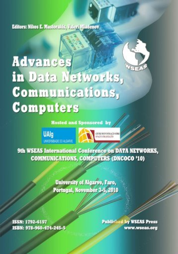 ADVANCES in DATA NETWORKS - Wseas.us