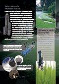 turbine statici valvole programmatori sensori ... - Hunter Industries - Page 2