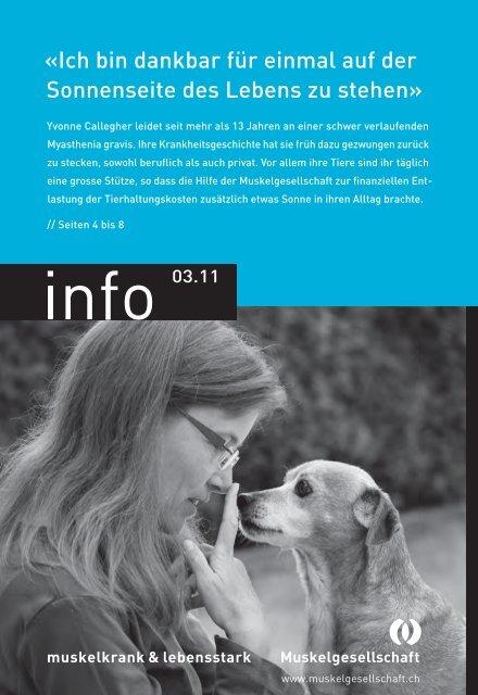 PDF 1.3 MB - Schweizerische Gesellschaft für Muskelkranke (SGMK)