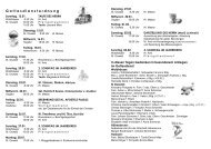 Nr. 01 / 2013 - Stadtpfarrei Grafenau