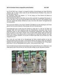 2007-07-26 Haslach Karate Lehrgang Mixa oehsen Buddrus 30.07 ...