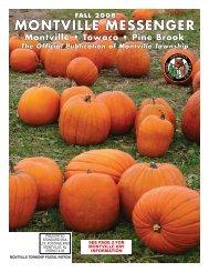 Fall 2008 - Montville Township