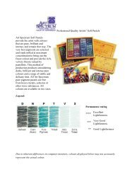 See the Colour Chart here - Premier Art Supplies