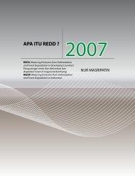 2007 Apa itu REDD.pdf - Forest Climate Center