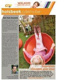 Holsbeek - CD&V