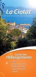 Liste générale des Hébergements 2013 - Office du Tourisme de La ...