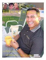 August 21, 2004 - The Ebony Cactus
