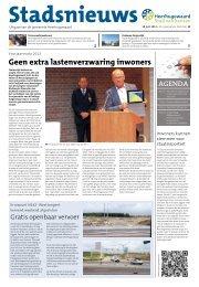 Stadnieuws 12 (pdf, 1,68 mb) - Gemeente Heerhugowaard