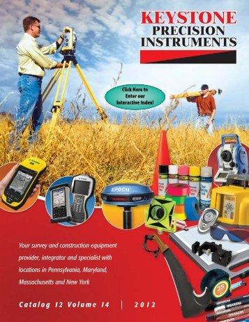 Stake - Keystone Precision Instruments
