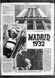 Ayuntamiento de Madrid - 100 años gran vía madrid