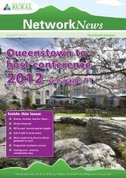 Queenstown - New Zealand Rural General Practice Network's