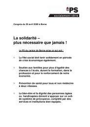 Download PDF - PS du canton de Berne