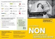 Download Flyer (PDF) - PS du canton de Berne