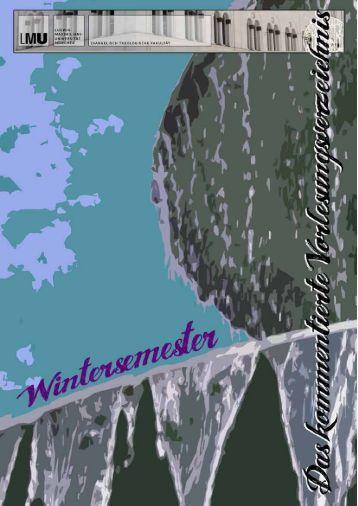 Wintersemester 2011/12 - Fachschaft evangelische Theologie