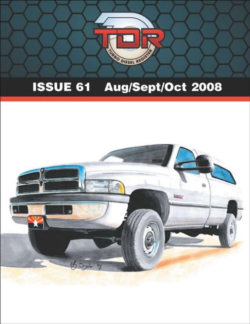 Turbo Diesel Register >> To Download This Article In Pdf Format Click Turbo Diesel Register