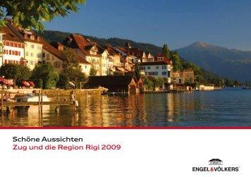 Die schönsten Objekte in Zug und der Region Rigi - the value ...