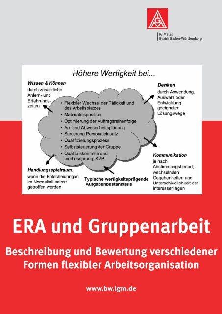 Era tabelle baden württemberg 2020