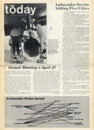 Annual Meeting I 5 April 21