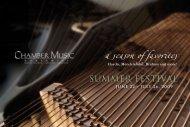 09 Summer Brochure_M.. - Chamber Music Northwest