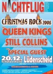 28. November 2008 Kurhaus Bad Fredeburg Info und Tickethotline