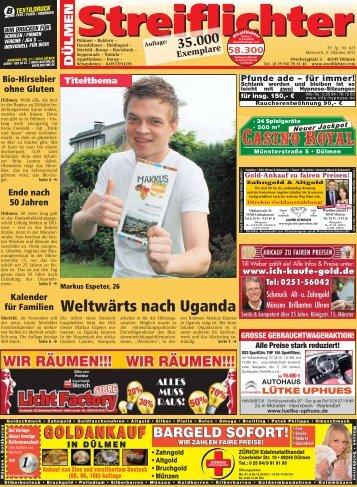 Weltwärts nach Uganda - Streiflichter