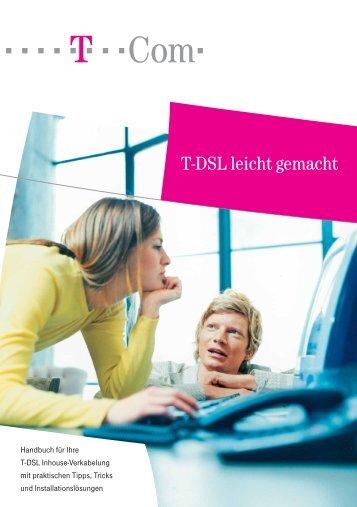 T-DSL leicht gemacht - Ummelden.de