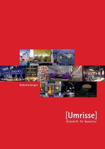 06·2009 - Themen: Noble Häuser, Holz- und Innenausbau - Umrisse