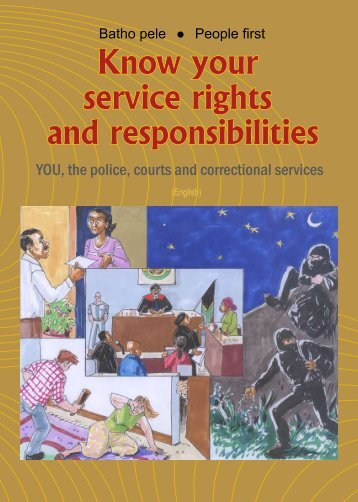 Know your service rights and responsibilities - Department of Public ...