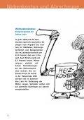 Nebenkosten und Abrechnung - Ummelden.de - Seite 7