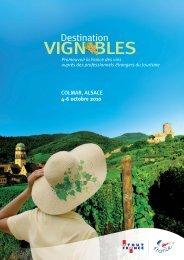 plaquette dest. vignobles 2010:Mise en page 1 - Destination ...