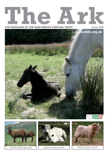 The Ark - Rare Breeds Survival Trust