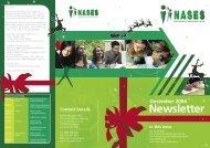 NASES Newsletter December 2006
