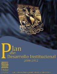 Plan de Desarrollo 2008-2012 - Dirección General de Planeación ...
