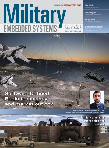 Software-Defined Radio technology and market outlook