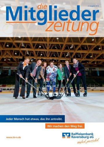 Mitglieder - Raiffeisenbank Ravensburg eG